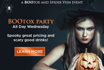 Save the date for EXCLUSIVE deals on BOOtox and Laser Treatments!