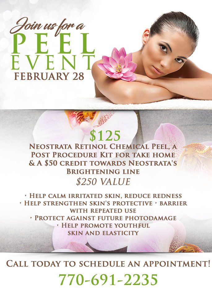 Join us for a Peel Event!
