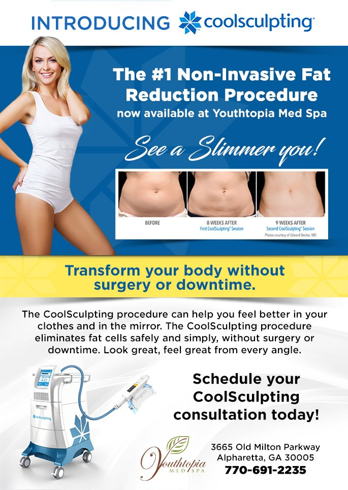 Introducing CoolSculpting
